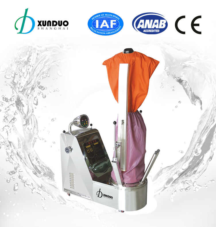 Garment Form Finisher