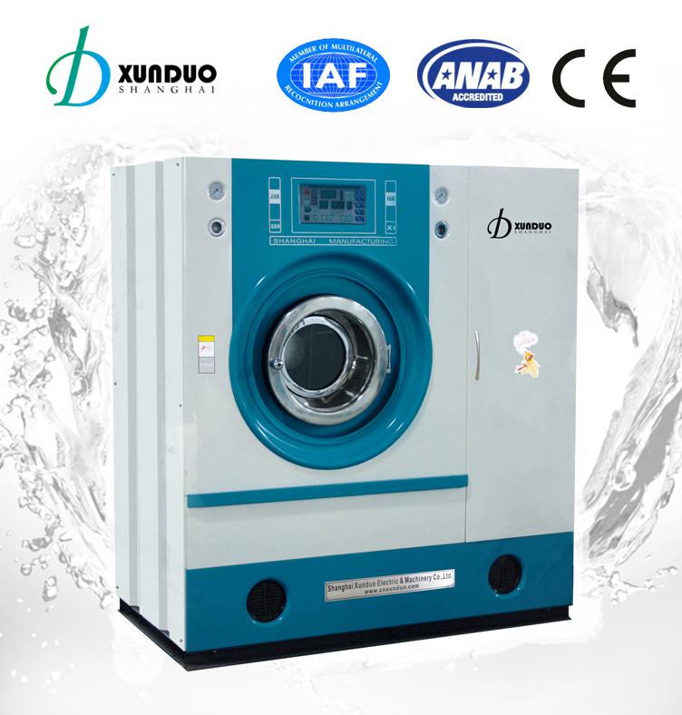 Yağlı Kuru Temizleme Makinesi